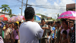 Bohol relief effort