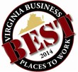 Belvoir Federal Named 2014 Best Places to Work in Virginia