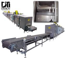 DTI-1011 Long Conveyor Oven