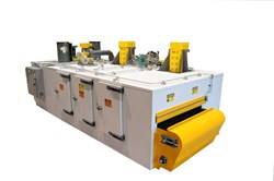 DTI-1144 Conveyor Curing Oven