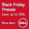Dell Black Friday Presale