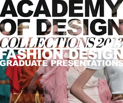 academy of design fashion show