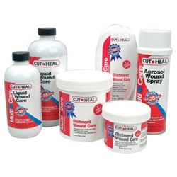 Cut-Heal products