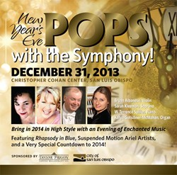SLO Symphony New Year's Eve