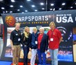 '3' Generations of SnapSports® Modular Sports Flooring...