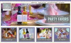 The Olive Oil Source Party Favors Website