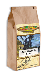 Maui Wowi announces Hawaiian coffee giveaway.