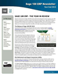 Sage 100 ERP Year End 2014 Newsletter Now Available to Sage Partners
