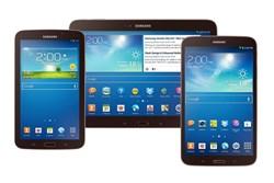 Samsung Galaxy Tab 3 deals 2013