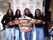 Megadeth and the Custom George Jones Tribute Jacket