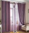 Romantic Lilac Room Darkening Modern Curtains