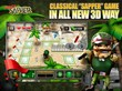 "New 3-D Puzzle Game ""Crazy Sapper"" from Aratog LLC is an Ultra..."