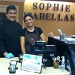 Sophie Isabella's embraces social media and mobile technologies...