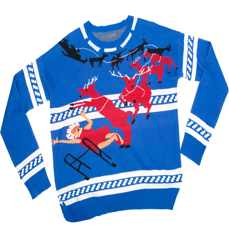 The top 10 stupid gifts of 2013 released by for Over the top ugly christmas sweaters