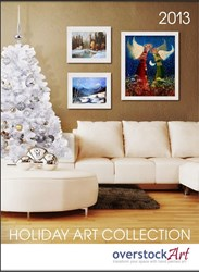 overstockArt.com Holiday Art Catalog 2013