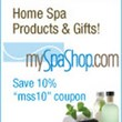 Bring Spa Products Home for the Holidays at my Spa Shop &...