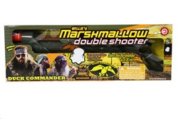 Willie's Double Shooter, Duck Dynasty, Marshmallow Shooter