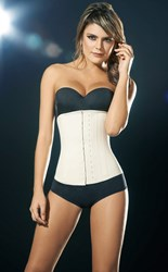 Ann Chery Hour Glass Latex Waist Cincher Body Shaper - #1 Seller!