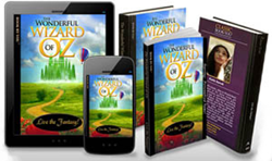 Personalized edition of The Wonderful Wizard of Oz