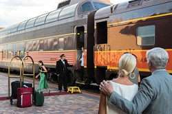 Luxury Train Club offer 30 trains around the world