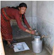 building toilets in nepal,sanitation in nepal,hygiene in nepal,building toilets to diminish disease