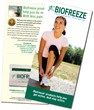 Biofreeze Sample Program Announced by Performance Health - The #1 Clinically Used and Recommended Topical Pain Reliever is Now Available for Consumer Trial