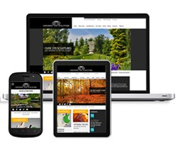 Responsive Web Design by AIMG Ensures Proper Display on All Devices Call 704-321-1234.