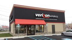 Cellular Sales Binford store