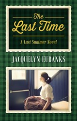 Photo of the book cover, The Last Time by Eubanks
