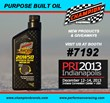 Champion Racing Oils to Display at 2013 Performance Racing Industry...