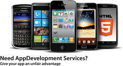 iPhone and Android App Development