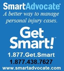 SmartAdvocate case management system logo