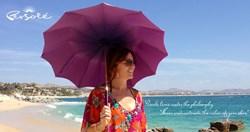 Stylish Sun Protection Umbrella