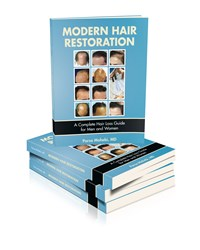 Dr. Parsa Mohebi, author of Modern Hair Restoration