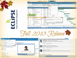Eclipse PPM's New Release Gets Your Project Teams Talking!