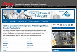Positive-Displacement Pump Portal at FlowControlNetwork.com
