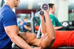 Personal Fitness Training Program at LHAA
