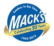 McKeon Products, Inc. Celebrates 50 Plus Years With Mack's® Ear...