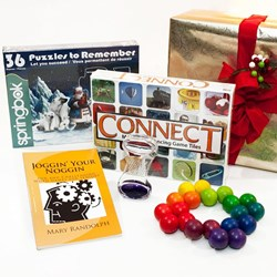 Holiday Gift Boxes for Alzheimer's