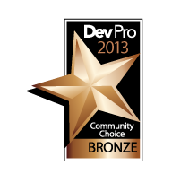 best hosting service bronze award