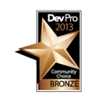 DiscountASP.NET Named 2013 Community Choice Award Winner by the Dev Pro Community