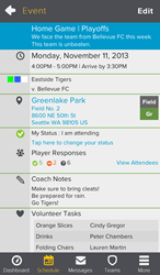 Korrio's Mobile App Brings It All Together for Busy Sports Families...