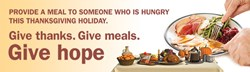 Help Buffalo City Mission this Thanksgiving for only $1.98