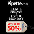 Black Friday and Cyber Monday Deals on Pipettes, Tips, and Calibration...