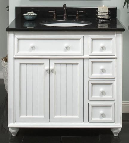 sagehill designs cr3621d 36 bathroom vanity from the cottage retreat