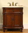 "silkroad exclusive single 30"" Bathroom Vanity, hyp-0205-30.5"