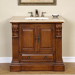 "silkroad exclusive single 38"" Bathroom Vanity, hyp-0907-38"
