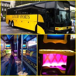 Black Friday Party Bus rental specials in LA and OC now available from http://www.luxurysportslimousines.com/