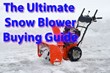 Find the Perfect Snow Blower This Winter with Help From...