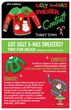 Thrift Town's Ugly Christmas Sweater Contest